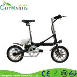 Faltendes fette e-Schleife-elektrisches Fahrrad