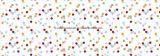 100%Polyester de verfrissende Afgedrukte Stof van het Punt Pigment&Disperse voor de Reeks van het Beddegoed