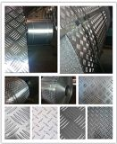 A3003 / 3105 Alloy Aluminium Checker Plate 5 Bar