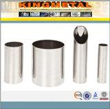 Pipe en acier sans joint d'ASTM A312 Tp321
