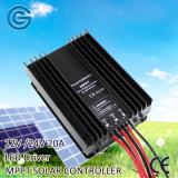 20d'un système de lumière LED solaire MPPT Régulateur de charge pour batterie au lithium