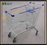 240 litros del supermercado de carretilla Mjy-240b de las compras
