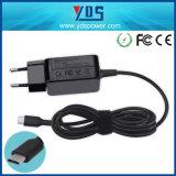 30W 45W 5V/9V/12V/15V/20V 65W 1A~3A USB Palladium Typ-c Aufladeeinheits-Adapter für HP/Asus/Lenovo/DELL