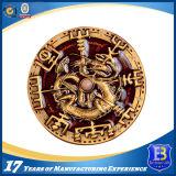 античный серебряный медальон монетки сувенира 3D