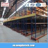 Mezzanine rayonnage de stockage rack pour rack en acier de l'entrepôt