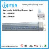 Luz aprobada del refrigerador del tubo de la forma de V LED T8 de ETL Dlc