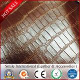 Искусственная кожа винила PVC нового высокого качества конструкции прочная для крышки места автомобиля