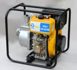 10HP Diesel van de Irrigatie 4inch van de diesel Pomp van het Water de LandbouwPomp van het Water