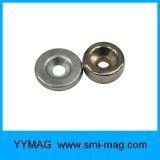 Seltener Neodym-Ring-Magnet des Massen-Material-N52 permanenter