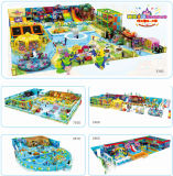 Решение для установки внутри помещений детская игровая площадка море тема оборудования в Центре Отдыха