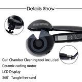 A melhor máquina de ondulação de venda do cabelo automático do ferro elétrico