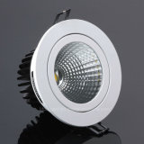 12W LED COB Downlight Ensemble d'éclairage encastré Down Light