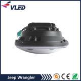 """7 """" Luz Baixa Alta dos Faróis LED com anel de Halo para Jeep Wrangler Tj Jk"""