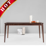 Square Hotel Wooden Dining Tea Crianças Writing Table
