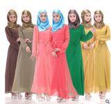 Vestito all'ingrosso dal fornitore dell'OEM Cina dei vestiti delle signore Abaya Egitto di Kafan