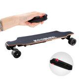 Batterie électrique électrique à quatre roues de scooter de Hoverboard Stakeboard de version neuve amovible