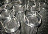 Malla de alambre sinterizado 316L/50 micras Filtros de acero inoxidable