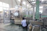 Botella de Pet automático oliva comestible de frijol tapado de llenado de aceite de cacahuete 2-en-1 monobloque de la unidad de la máquina para la fábrica de aceite