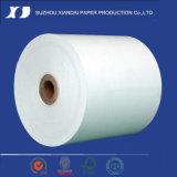 La plupart de prix populaire de papier de papier thermosensible par tonne