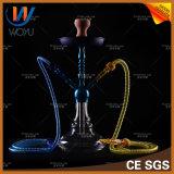 E-sigaret de Rokende Waterpijp van de Houtskool van de Waterpijp van het Glas