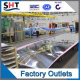 Feuillet en acier inoxydable laminé à chaud et laminé à chaud ASTM
