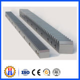G60鋼鉄によってカスタマイズされるOEMの鋼鉄及び平らなギヤラック