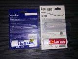 칫솔 Baterry를 위한 Qb-350 PVC 롤 밀봉 Papercard 포장기