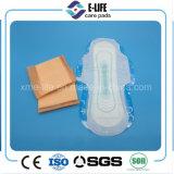 Serviette hygiénique 280mm de bonne qualité de l'Inde 320mm