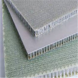 외부 벽 클래딩 목제 곡물 벌집은 깐다 알루미늄 (HR244)를