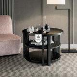 Самомоднейший стул таблицы гостиницы твердой древесины малый круглый