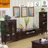 Самомоднейший живущий шкаф стойки TV комнаты/TV (GSP13-004)