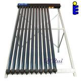 Colector solar de vácuo de tubulação de calor de anticongelante de alta eficiência para aquecedor solar de água
