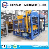 Ladrillo Qt6-15/bloque completamente automáticos que hace la máquina