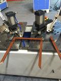 Macchina d'inchiodatura d'angolo di CNC della foto del doppio automatico del blocco per grafici (TC-868SD2-80)