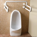 Ss304 & Nylon стабилизированные рельсы самосхвата Urinal штанг самосхвата безопасности для Disable