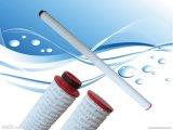 64mm de diâmetro externo do cartucho do filtro de pregas utilizado na indústria de gás e óleo