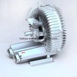 Fase de doble ventilador de aire de canal lateral