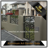 알루미늄 정원 주출입구 디자인을 미끄러지기