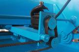 Máquina que pela, cortadora, cortador QC12k, cortador de la placa