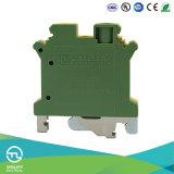 Разъем провода посадки блока Jut1-6PE заземлительного зажима электрический