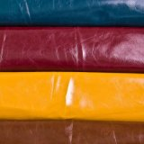 Cuoio sintetico del PVC dell'unità di elaborazione di nuovo arrivo per il sofà della mobilia