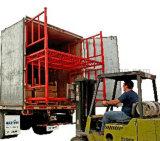 Reifen-industrieller Transport-logistische Gummireifen-Verschiffen-Zahnstange