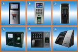 Control de acceso biométrico de huellas dactilares con grabador de tiempo