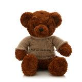 urso da peluche do luxuoso de 30cm Customed com t-shirt