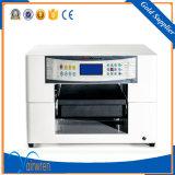 De digitale UV Flatbed Printer van het Geval van de Telefoon met Witte UVInkt