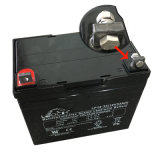 12V batterie solaire exempte d'entretien scellée par AGM 33ah