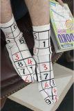 Носок платья Sudoku Tabi