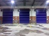 Roue en PVC rapide Porte d'obturateur Porte rapide intérieure