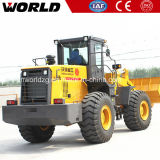 Carregador de roda dianteira de 5 toneladas aprovado pela China Ce