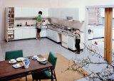 甘い良質ガラスデザイン小さい台所デザイン
